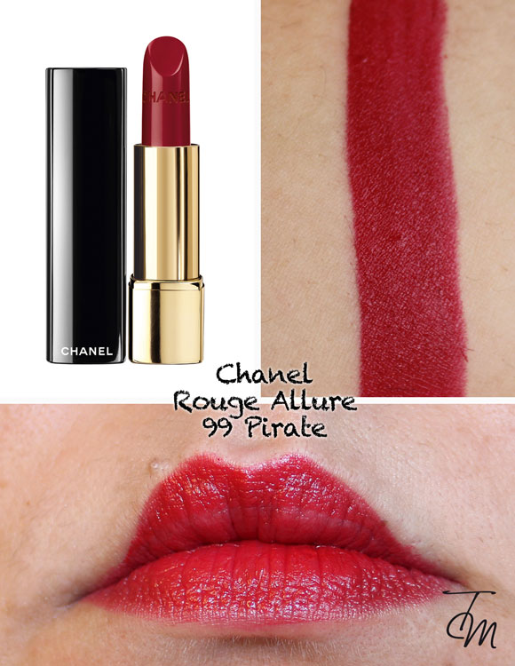 Chanel Rouge Allure #99 Pirate