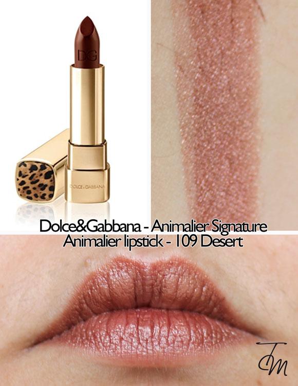 swatches-dolce&gabbana-animalier-lipstick-109-desert