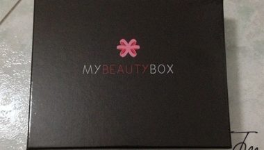 My Beauty Box Novembre 2012