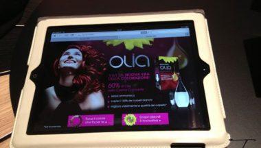 Evento Garnier: presentazione di OLIA