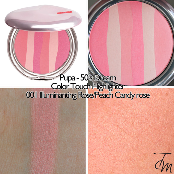 swatches-pupa-color-touch-highlighter-001-Illuminanting-Rose-Peach-Candy-rose