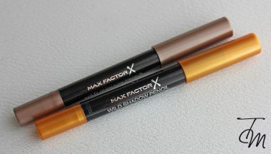 Max Factor Wild Shadow Pencil  [Review, Photo, Swatches]
