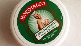 borotalco crema vellutante