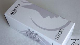 lexory renovo esfoliante pack