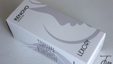 Lexory Renovo Esfoliante Viso [Review, Photo, Swatches]