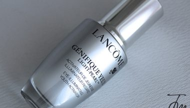 Lancôme Génifique Yeux Light-Pearl [Review, Photo, Swatches]