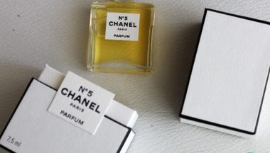Linea da Bagno Chanel n°5 [Review, Photo, Swatches]