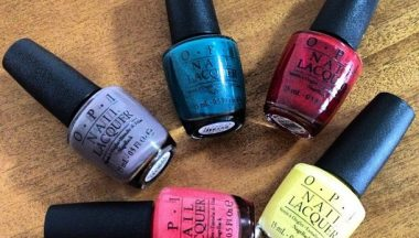 Opi Brasil Collection  [Review, Photo, Swatches]