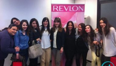 evento meet up revlon