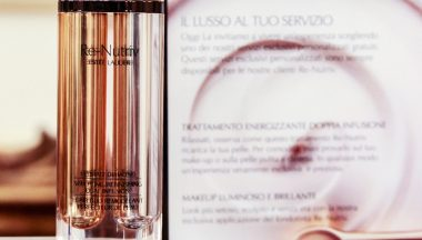 Re-Nutriv Ultimate Diamond Dual Infusion: Luxury Beauty Days per il nuovo siero Estée Lauder