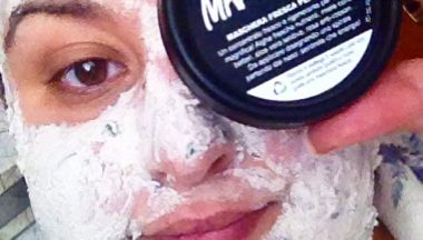 Lush Marinella Maschera Fresca per il viso [Review, Photo, Swatches]