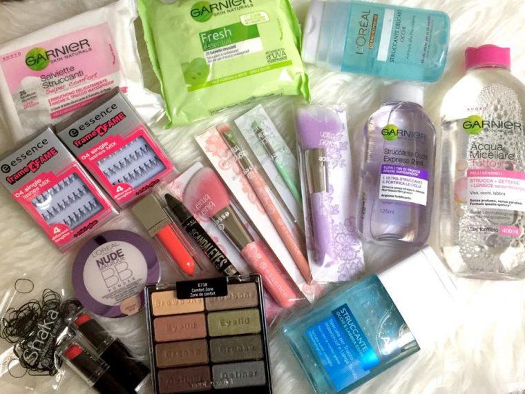 shopping cosmetico