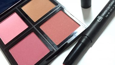 elf Italia: blush, rossetto e pennelli [Review, Photo, Swatches]