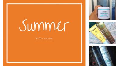 Summer Beauty Routine 2015: i solari, prodotti corpo e capelli