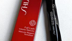 Shiseido full lash volume