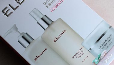 Elemis Everyday Skincare Essentials Kit [Review, Photo, Swatches]