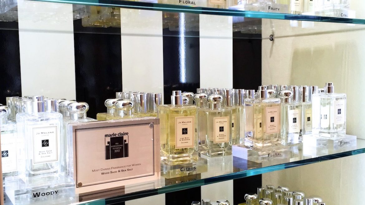 jo malone london boutique milano manzoni