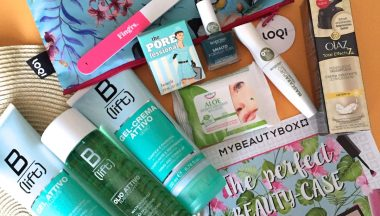 MYBEAUTYBOX The Perfect Beauty Case