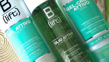 Syrio BLift: gel seno, olio e anticellulite