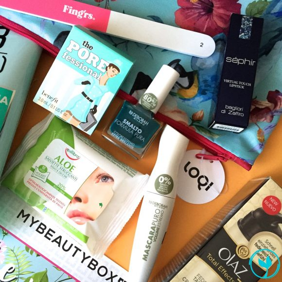 unboxing mybeautybox the perfect beauty case
