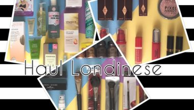 London Make Up & Beauty Haul + IMATS Haul