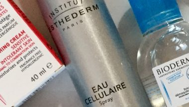 Eau Cellulaire Spray Institute Esthederm