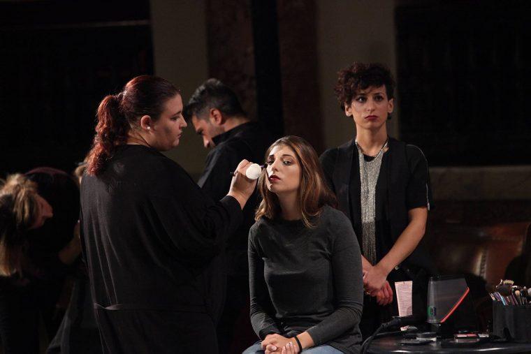 Make Up Artist Milano Laura Portomeo