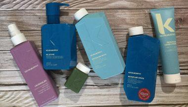 KEVIN.MURPHY prodotti per capelli: prove su strada
