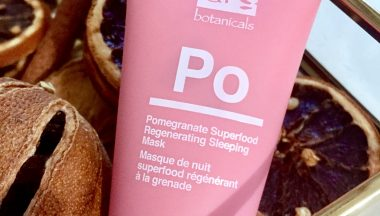 Dr. Botanicals Pomegranate Superfood Regenerating Sleeping Mask
