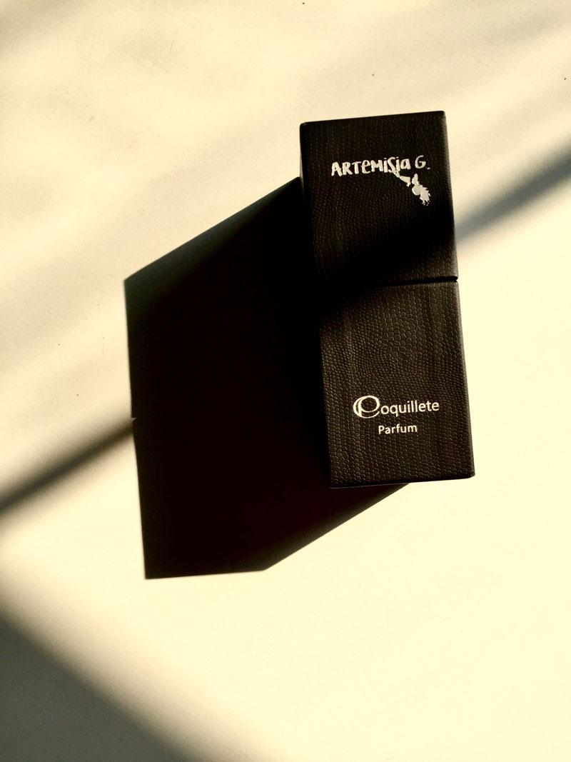 Artemisia G packaging