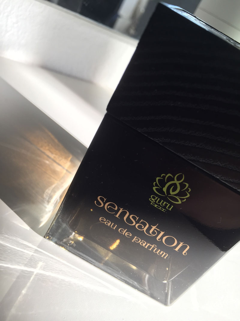 Sensation Di Guru Perfumes still life