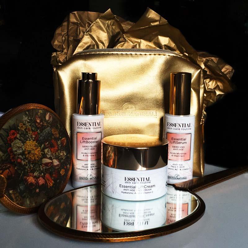 skincare Essential Sinergie Naturali Set completo