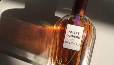 Molinard Ambre Lumiere profumo speziato