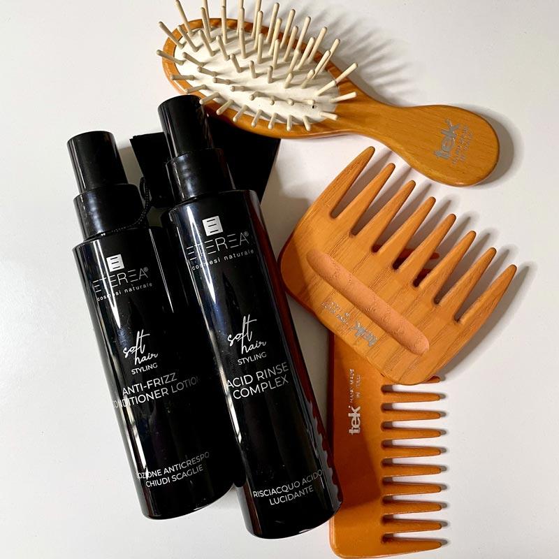Lozione Capelli Eterea trattamento capelli spray